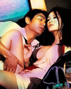 《无脸美女》金慧秀全裸出演激情戏(图)-搜狐广