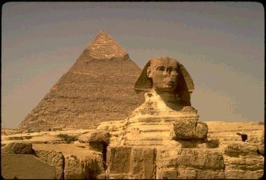 图:形象片展-埃及金字塔