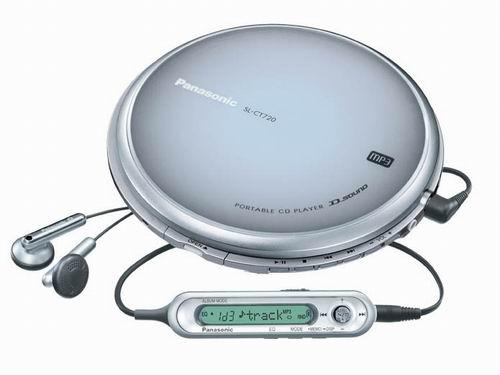 又是针对sony 松下cd机sl-ct720