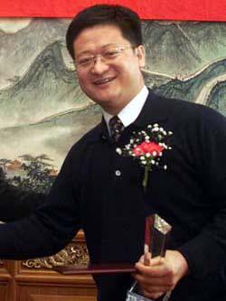 搜狐公司副总裁李善友祝福中国奥运健儿
