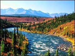 美丽导航:加拿大风情