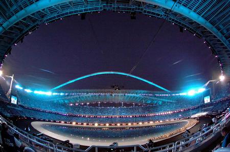 [奥运](11)第28届夏季奥运会开幕式隆重举行8月13日