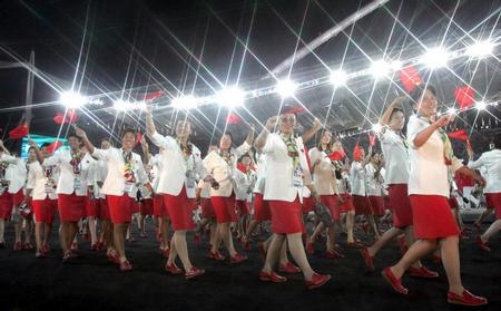 [奥运](2)今夜星光灿烂~~8月13日,第28届夏季奥运会