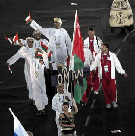 图文:雅典奥运会开幕式