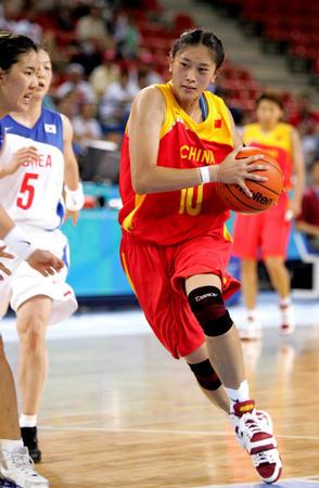 [奥运](4)[奥运](5)中国女篮旗开得胜