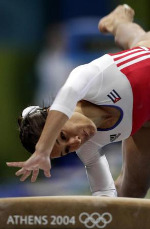 [奥运](9)体操�D�D预赛赛况