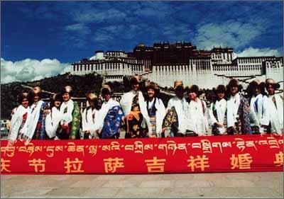 礼仪 藏族/哈达与藏族礼仪文化2