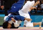 图文:冼东妹女子52公斤级夺冠 寝技制胜