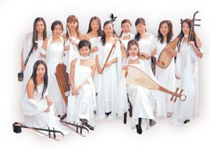 被指责假奏 女子十二乐坊要起诉音乐学院教授