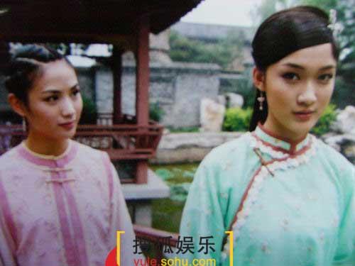 图:电视剧《烟花三月》精彩剧照-17