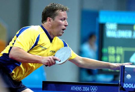 图文:乒乓球男单