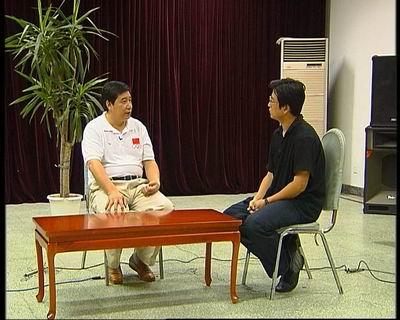新闻会客厅专访王义夫:最后一枪的较量