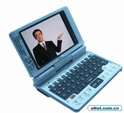 SHARP移动商务掌上PDA 提供您所需