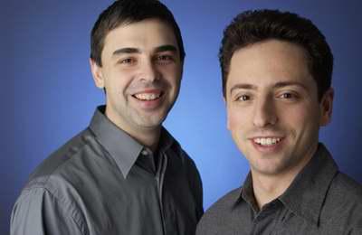 Google创始人布林和佩奇简介