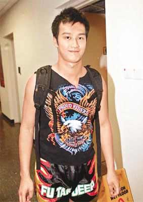 香港偶像明星吴浩康藏毒被法官判罚款5000元