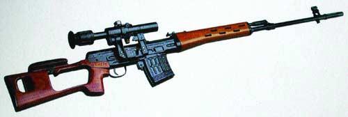 85式狙击步枪