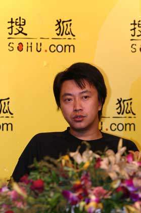 董炯:男子全军覆没 汲取经验冲向北京2008