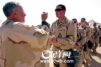 以军训练美军特种部队图片