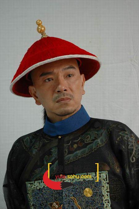 图:电视剧《烟花三月》演员定装照-张晨光-12