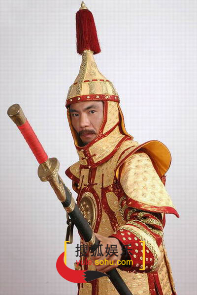 图:电视剧《烟花三月》演员定装照-屠洪刚-47