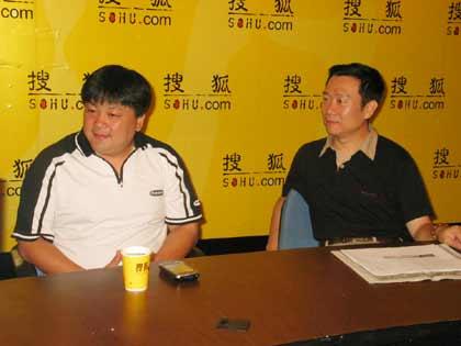 图文:赵保乐谈女足比赛失利原因有三点