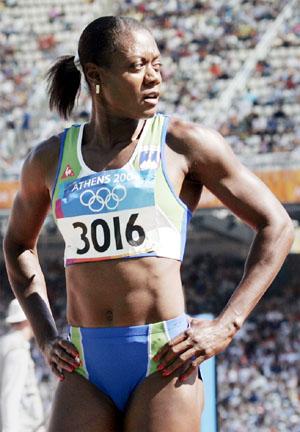 44岁高龄参加奥运被淘汰 奥蒂留下永远的痛(图)
