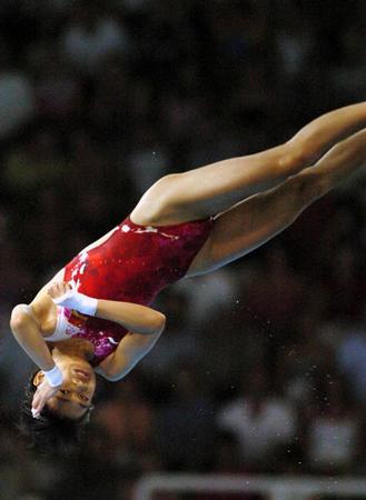 图文:跳水女子10米跳台