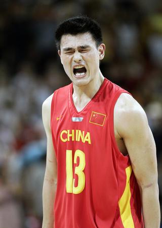 [奥运](1)篮球�D�D中国男篮杀入八强8月23日,中国队