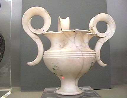 图文:时空连线--希腊国家考古博物馆展品4