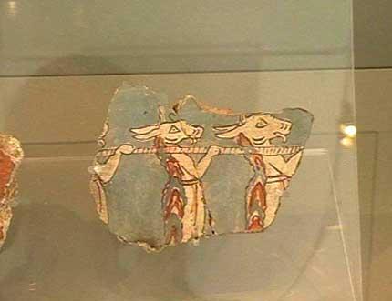 图文:时空连线--希腊国家考古博物馆展品之三