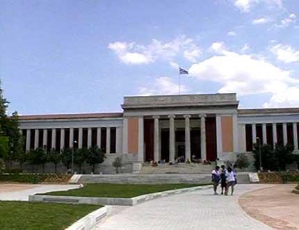 图文:时空连线--希腊国家考古博物馆