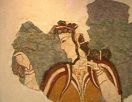 图文:时空连线--希腊国家考古博物馆展品之二