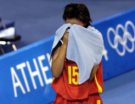 图文:中国女篮胜日本