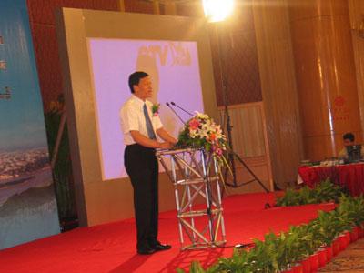 图:国务院发展研究中心副主任谢伏瞻