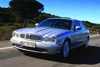 捷豹汽车被评为英国六大超级品牌之一高清图片