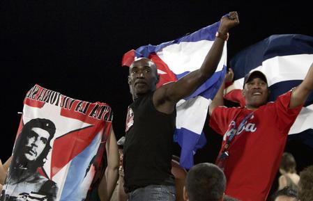 图文:古巴夺得棒球冠军