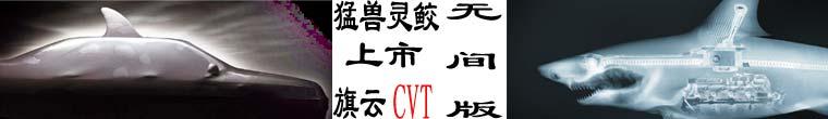 奇瑞旗云CVT