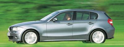 小马王--试驾宝马BMW 1系