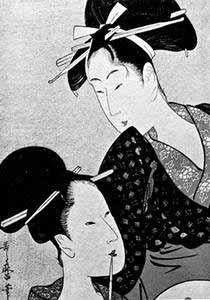 《艺伎回忆录》再现日本艺伎的真实世界(组图)