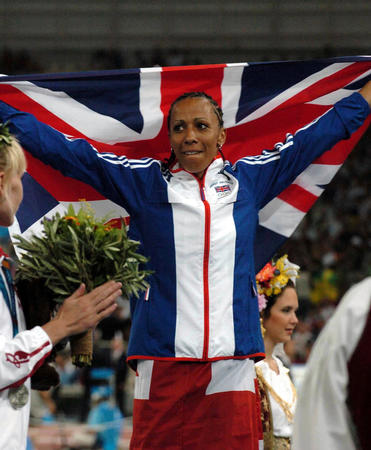 图文:女子1500米比赛