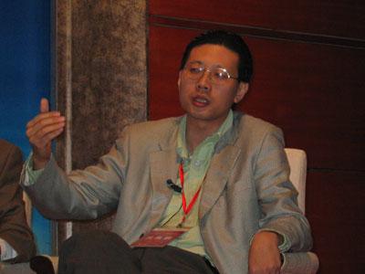 嘉宾:携程旅行网创始人沈南鹏