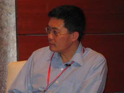 图片:美通无线总裁兼CEO王维嘉