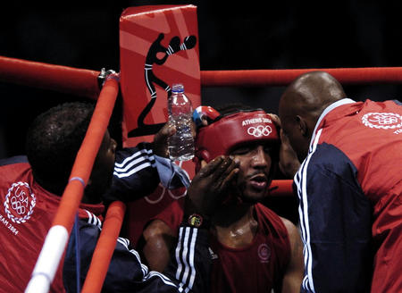 图文:拳击81公斤级