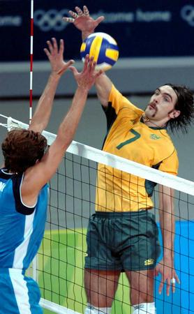 图文:巴西男排夺冠