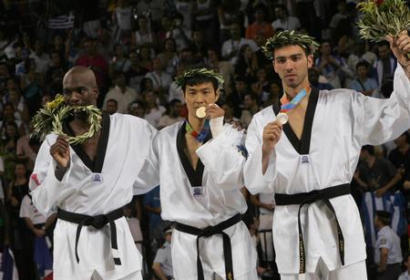 图文:跆拳道