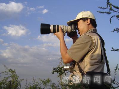 新疆野生动物保护基金会举办活动