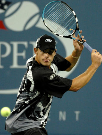 [体育](2)网球�D�D美国网球公开赛战况