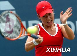 组图:美国网球公开赛
