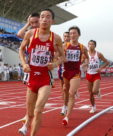 4 第七届全国大学生运动会赛况