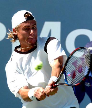 [体育](4)网球�D�D美国网球公开赛战况